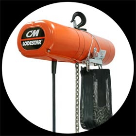 Film Riggers CM Lodestar Electric Chain Motor