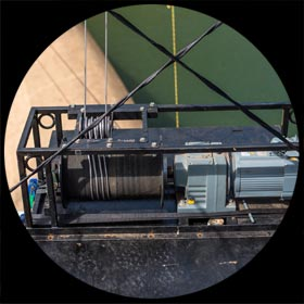 Electric Performer Winches
